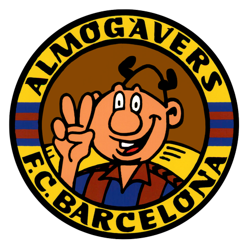 Logo 1989 - Penya Almogavers