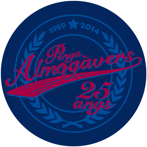logo06-25anys-2014-penyaalmogavers3